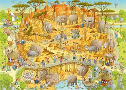 African Zoo
