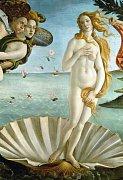 Botticelli: Birth of Venus