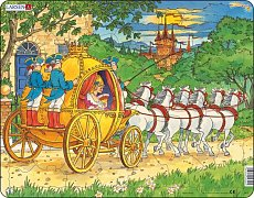 Cinderella in the Carriage