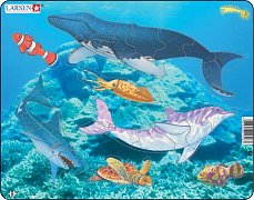 Complete - Sea Animals and Fishes