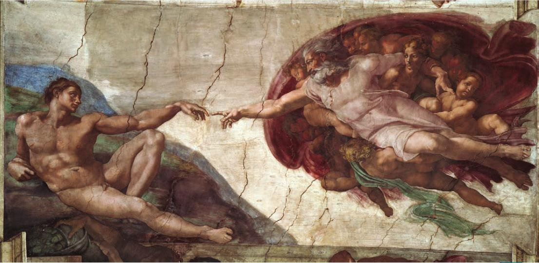 the creation of adam essay