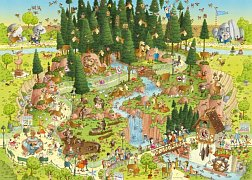 Forest Zoo