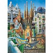 Gaudi: Collage