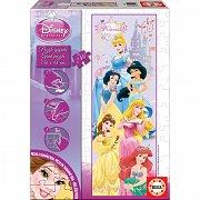 Gigantic Puzzle Princesses