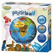 Globus Puzzleball
