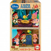 Jake and Pirates from Neverland