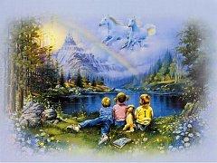 Landscape Children