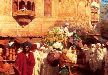 Markt in Indien - 1