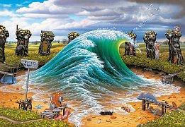 Private Wave, Jacek Yerka