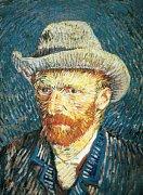Self-portrait - Vincent van Gogh