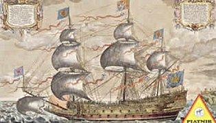 Soveraigne of the Seas, 1637