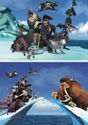 The Ice Age 4 - Fight with the Pirates
