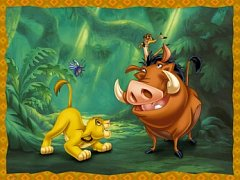 The Lion King: Meeting in the Jungle