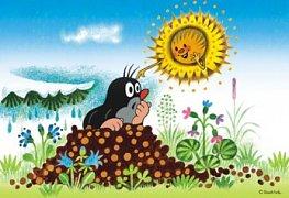 The Mole and the sun