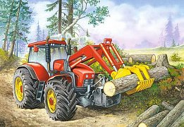 The Tractor loader