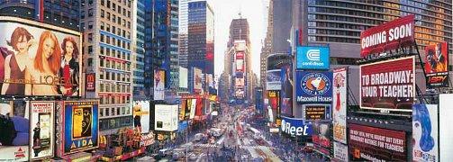 Times Square, New York, USA