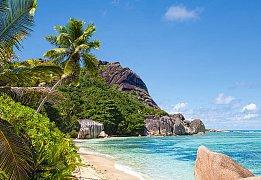 Tropical Beach, Seychelles