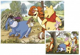 Winnie the Pooh on the Trip