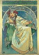 Alfons Mucha: Princess Hyacinta