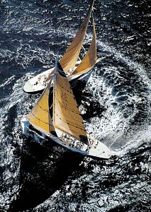 American Ship Cup/Gilles Martin Raget - 1
