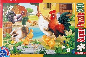 Animals in the farm - 1