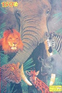 Animals of Africa - 1