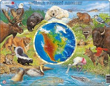 Animals of North America - 1