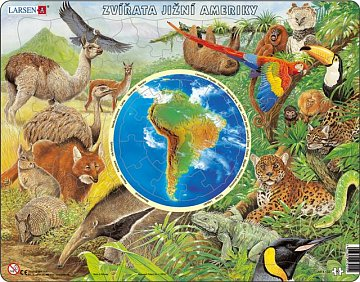 Animals of South America - 1