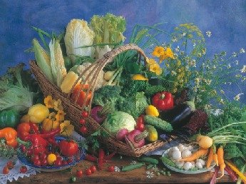 Basket of Vegetable - 1