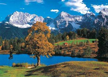 Bavarian Alps, Germany - 1