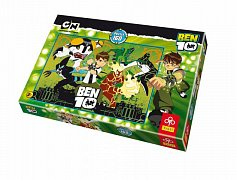 Ben 10 and Omnitrix