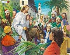 Bible IV. - Jesus Entering Jerusalem