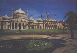 Brighton Pavilion, East Sussex