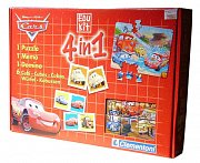 Cars - Set 4 in 1