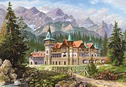 Castle Under the Mountains