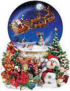 Christmas sledge