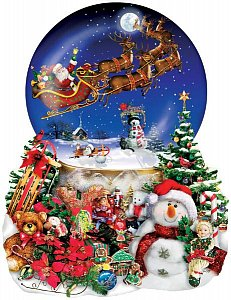 Christmas sledge - 1