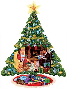 Christmas Tree - 1