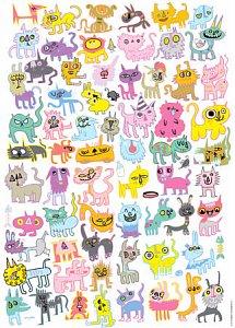 Doodlecats - 1