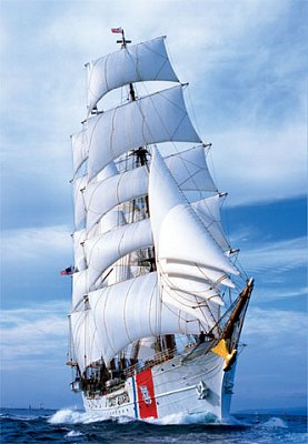 Eagle Sailing Ship