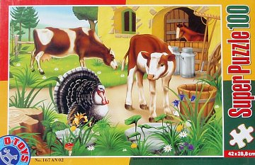 Farm Animals - 1