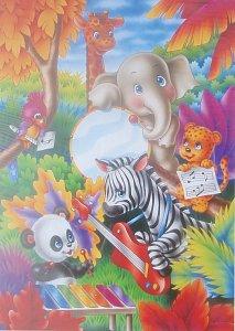 Funny Jungle - 1