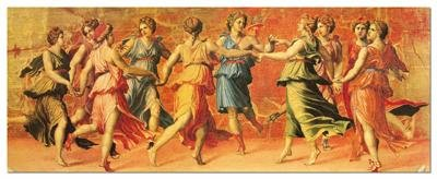 G. Romano - A Dance of Apollo and Muses