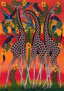Giraffes - 1