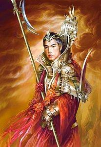 Golden Spear - 1