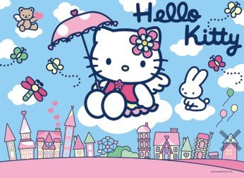 Hello Kitty - On the Cloud