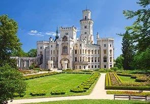Hluboká Castle, The Czech Republic - 1