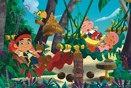 Jake and Pirates: Hammock