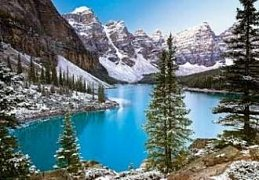 Jewel in the Mountains, Canada