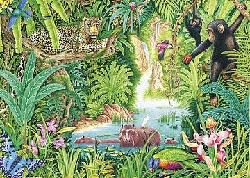 Jungle Life - 1
